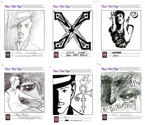 Prince's Purple Reign Entries 01