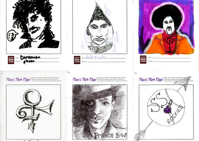 Prince's Purple Reign Entries 02