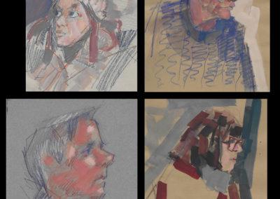 Drink N Draw 02/16/17